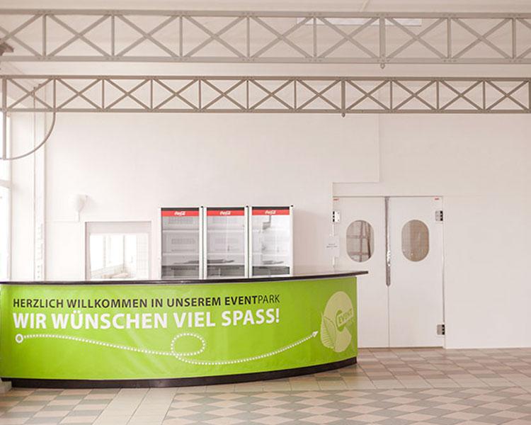 EVENTPARK Bayern - Die Location für alle Anlässe - Gelände